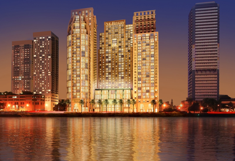 St. Regis Cairo is the brands foray into Egypt.