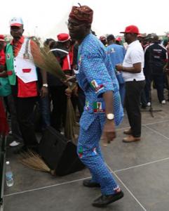 Lagos Nigeria (2015 Elections)